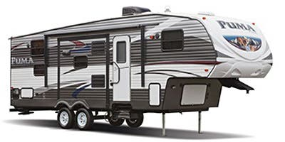 Find Specs for 2015 Palomino Puma Fifth Wheel RVs