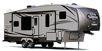 Find Specs for 2015 Palomino Sabre Silhouette Fifth Wheel RVs