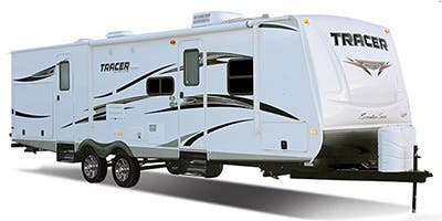 Find Specs for 2015 Prime Time - Tracer <br>Floorplan: 270 AIR (Travel Trailer)