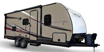 Find Specs for 2015 Skyline Layton Dart Travel Trailer RVs