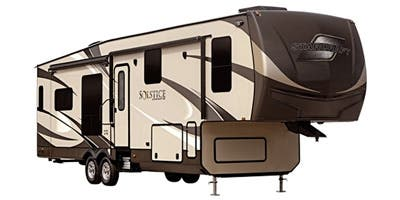 Find Specs for 2015 Starcraft Solstice Fifth Wheel RVs