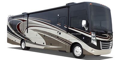 Find Specs for 2015 Thor Motor Coach - Challenger <br>Floorplan: 37ND (Class A)