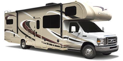Find Specs for 2015 Thor Motor Coach Chateau Class C RVs