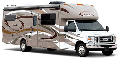 Find Specs for 2015 Thor Motor Coach Siesta Class C RVs