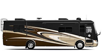 Find Specs for 2015 Tiffin - Allegro Breeze <br>Floorplan: 32 BR (Class A)