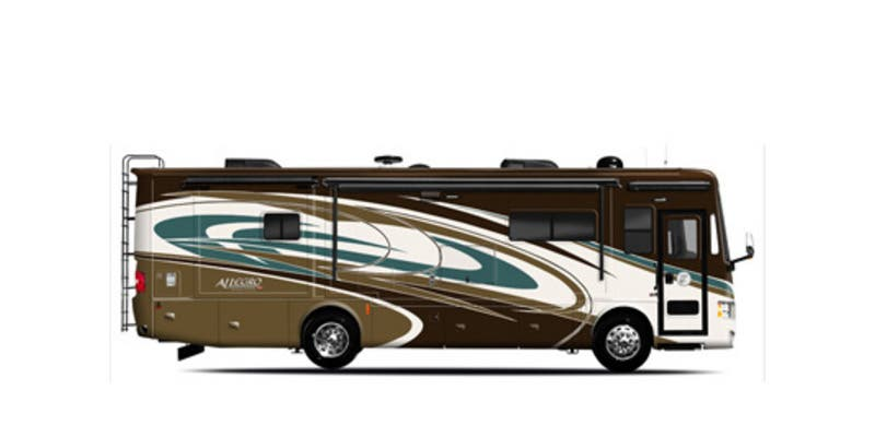 Find Specs for 2015 Tiffin Allegro Red Class A RVs