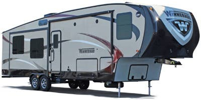 Find Specs for 2015 Winnebago Latitude Fifth Wheel RVs
