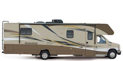 Find Specs for 2015 Winnebago Minnie Winnie Premier Class C RVs