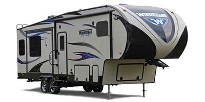 Find Specs for 2015 Winnebago Voyage Fifth Wheel RVs