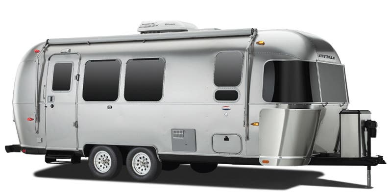 Find Specs for 2017 Airstream - Flying Cloud <br>Floorplan: 25FB Twin (Travel Trailer)