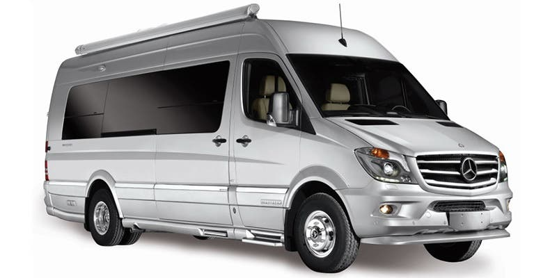 Find Specs for 2017 Airstream - Interstate <br>Floorplan: Lounge EXT (Class B)