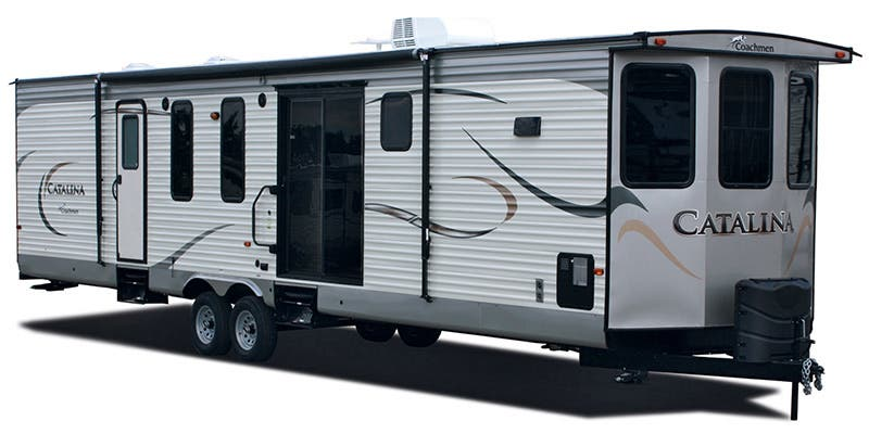 Find Specs for 2016 Coachmen Catalina Destination Destination Trailer RVs