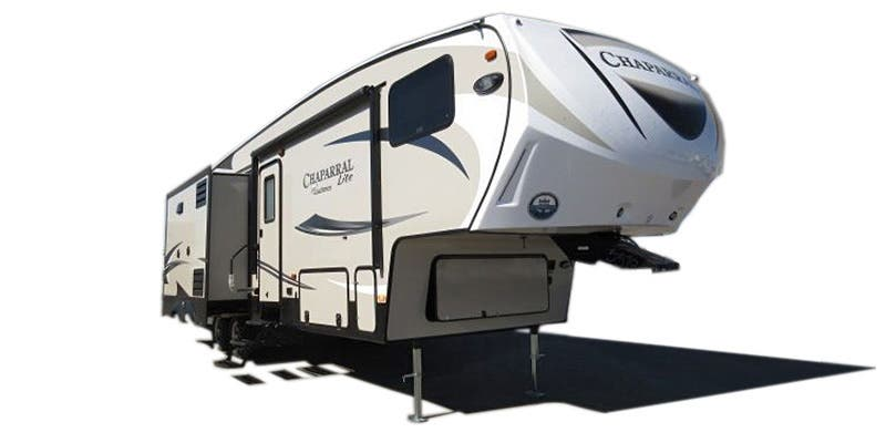 Find Specs for 2016 Coachmen - Chaparral Lite <br>Floorplan: 29MKS (Fifth Wheel)