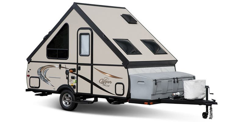 Find Specs for 2018 Coachmen Clipper Expandable Trailer RVs