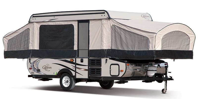 Find Specs for 2017 Coachmen Clipper LS Expandable Trailer RVs