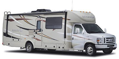 Find Specs for 2016 Coachmen - Concord <br>Floorplan: 300TS (Class C)