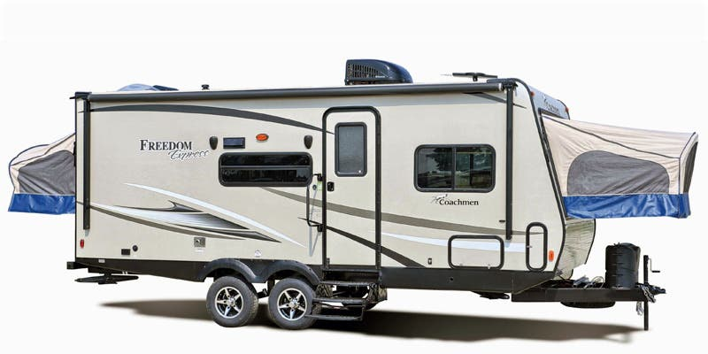 Find Specs for 2016 Coachmen Freedom Express Travel Trailer RVs