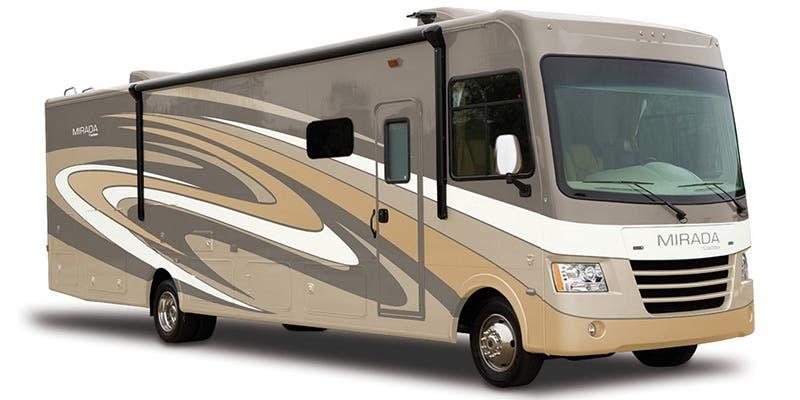 Find Specs for 2017 Coachmen Mirada Class A RVs