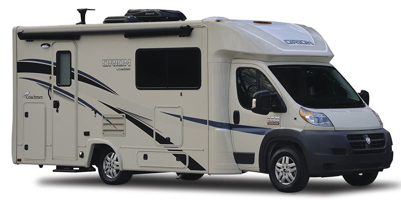 Full Specs for 2016 Coachmen Orion P24RB RVs | RVUSA.com