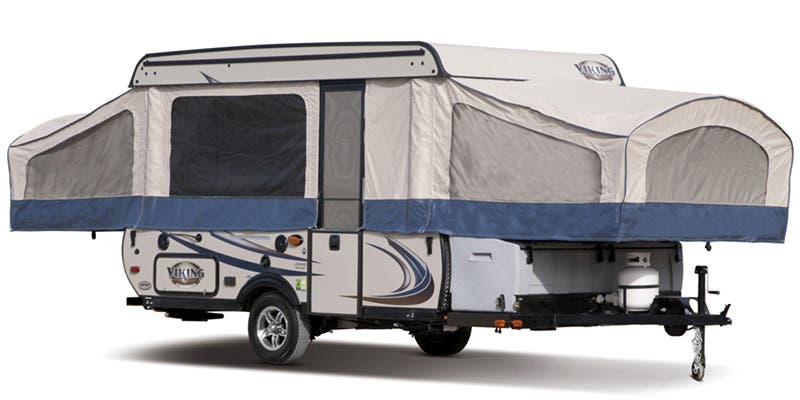 Find Specs for 2017 Coachmen Viking Legend Expandable Trailer RVs