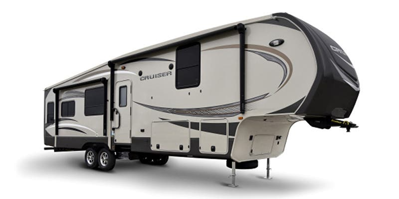 Find Specs for 2016 CrossRoads Cruiser Fifth Wheel RVs