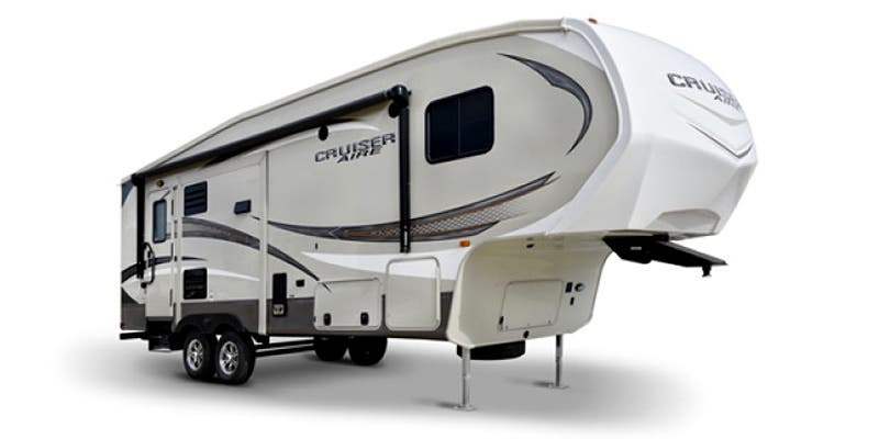Find Specs for 2016 CrossRoads Cruiser Aire RVs