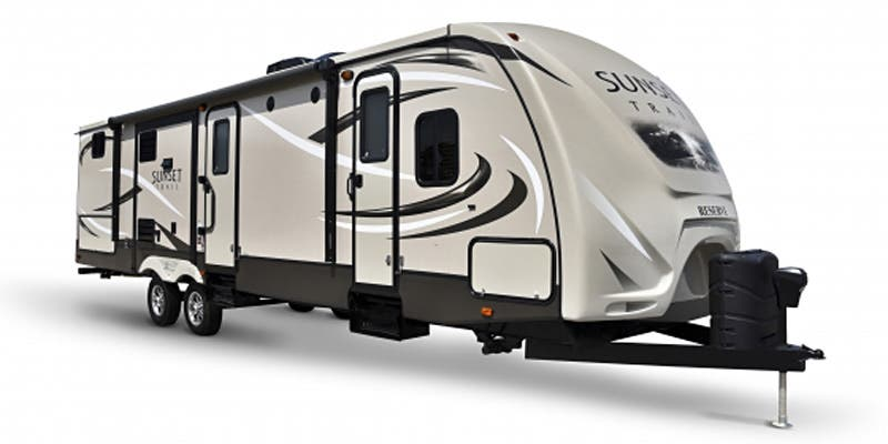 Find Specs for 2017 CrossRoads Sunset Trail Grand Reserve Travel Trailer RVs