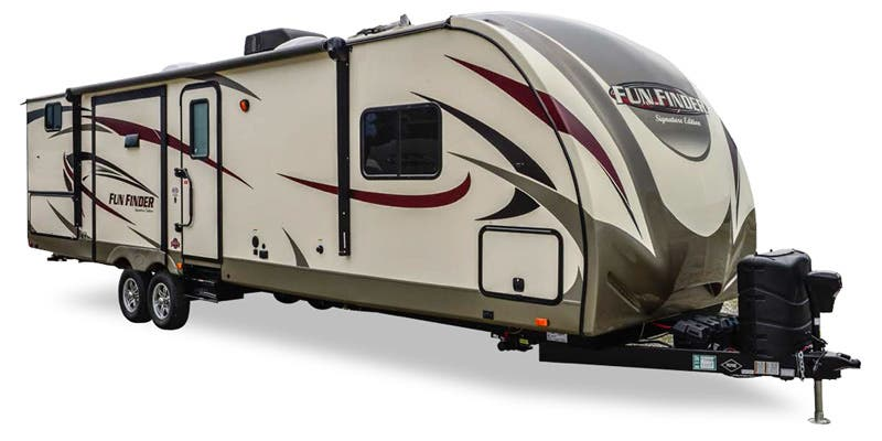 Cruiser RV Fun Finder Signature