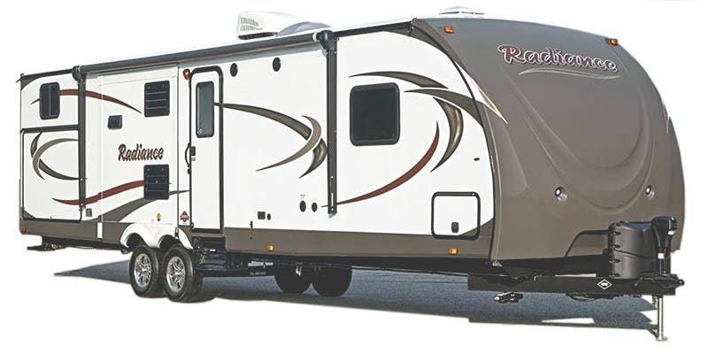 Cruiser RV Radiance Touring