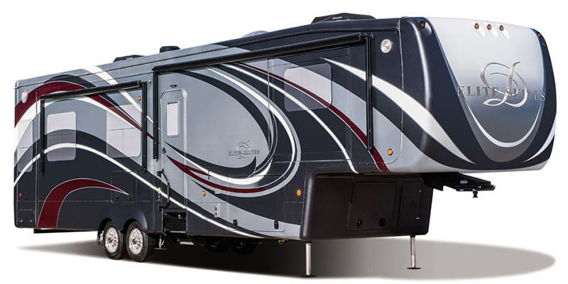 Find Specs for 2019 DRV Elite Suites Fifth Wheel RVs