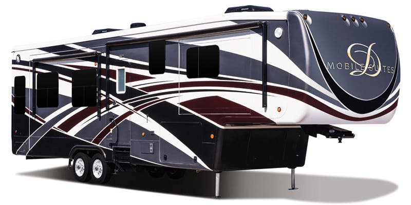 Find Specs for 2018 DRV Mobile Suites Fifth Wheel RVs