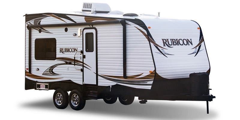 Find Specs for 2016 Dutchmen Rubicon Toy Hauler RVs