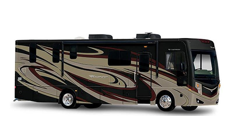 Find Specs for 2016 Fleetwood Excursion Class A RVs
