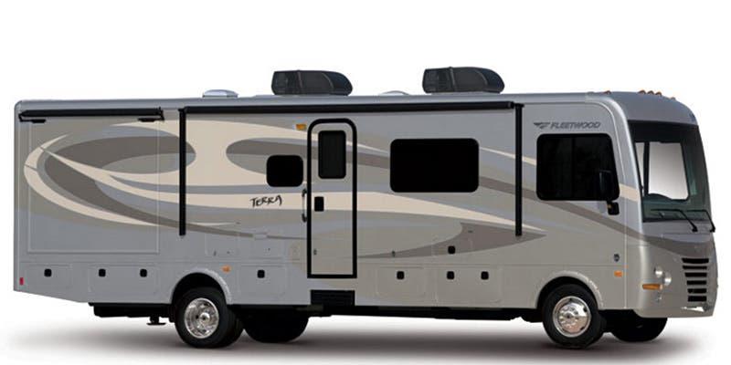 Find Specs for 2016 Fleetwood Terra Class A RVs