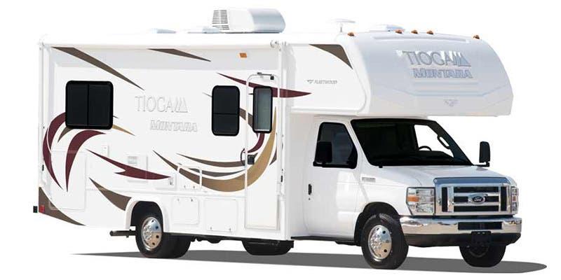 Find Specs for 2016 Fleetwood Tioga Montara Class C RVs
