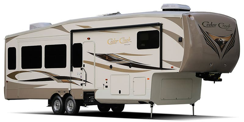 Find Specs for 2016 Forest River Cedar Creek Fifth Wheel RVs