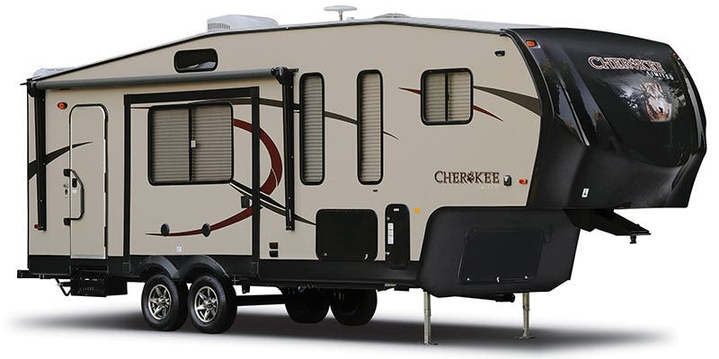 Find Specs for Forest River Cherokee Toy Hauler RVs