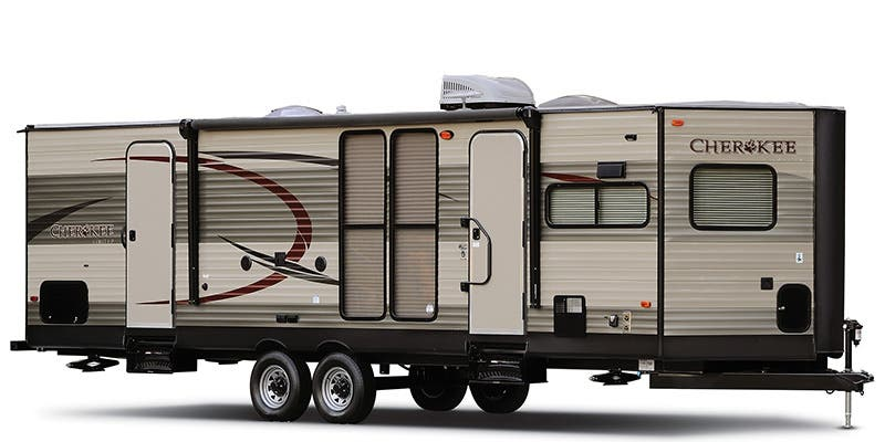 Find Specs for 2016 Forest River Cherokee Travel Trailer RVs