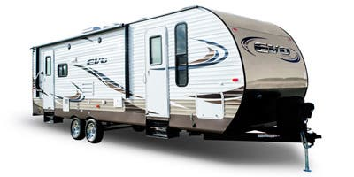 Find Specs for 2016 Forest River Evo Travel Trailer RVs