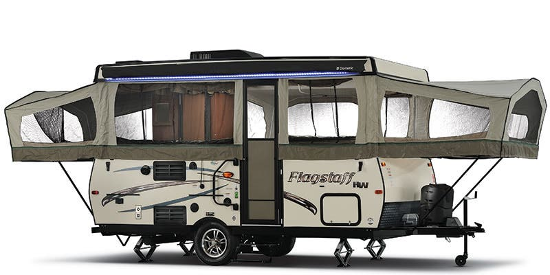 Find Specs for 2016 Forest River Flagstaff RVs