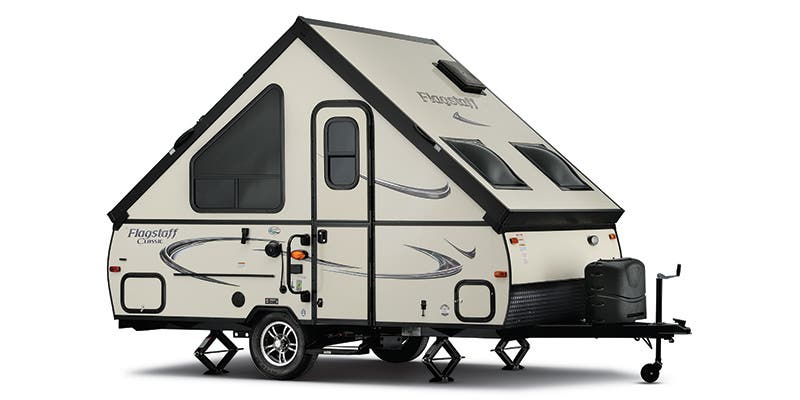 Find Specs for 2017 Forest River Flagstaff Hard Side Popup RVs