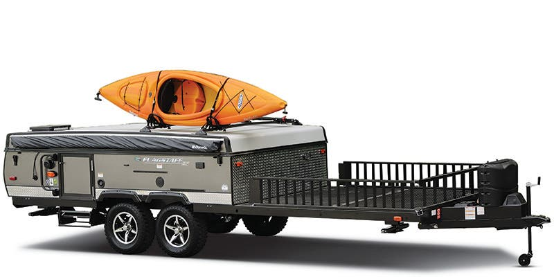 Find Specs for 2016 Forest River Flagstaff Toy Hauler RVs