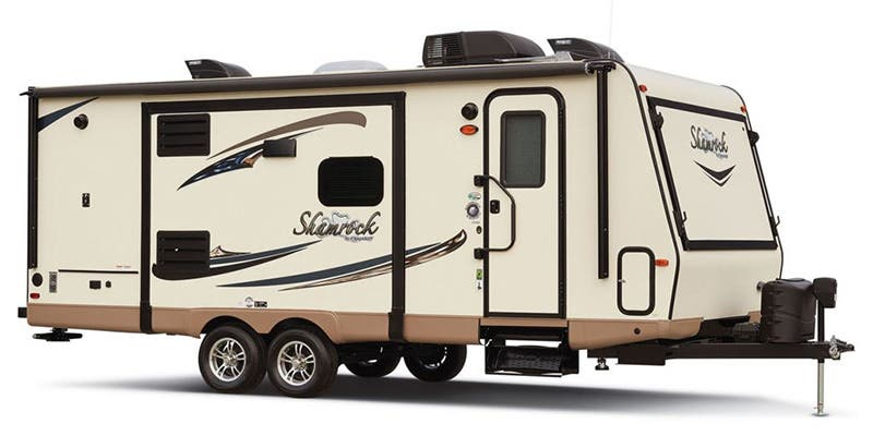 Find Specs for 2017 Forest River Flagstaff Shamrock Travel Trailer RVs