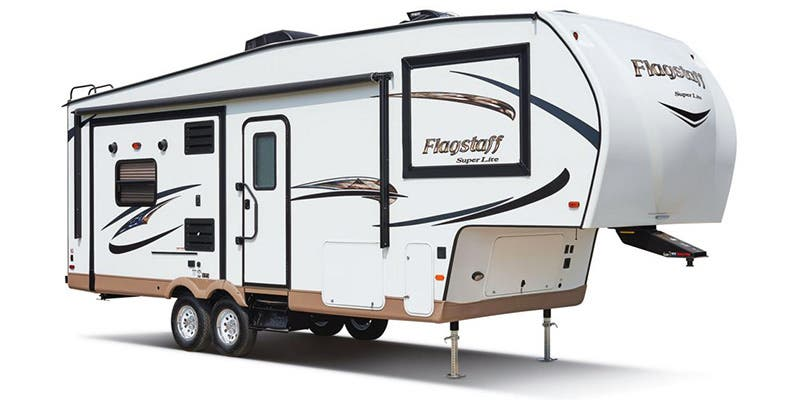 Find Specs for 2017 Forest River Flagstaff Super Lite/Classic Fifth Wheel RVs