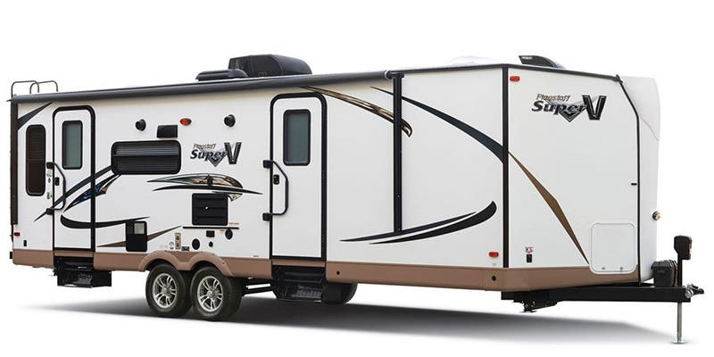 2017 Forest River Flagstaff V-Lite (Travel Trailer)