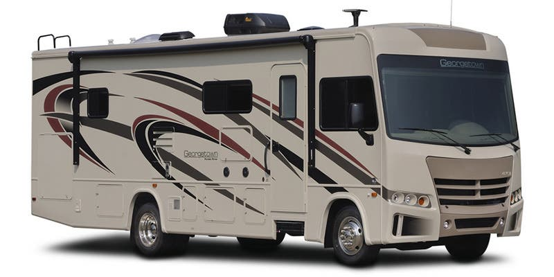 Find Specs for 2017 Forest River Georgetown 3 Series GT3 Class A RVs