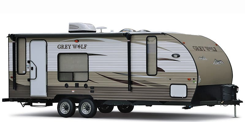 Find Specs for 2016 Forest River Grey Wolf Toy Hauler RVs