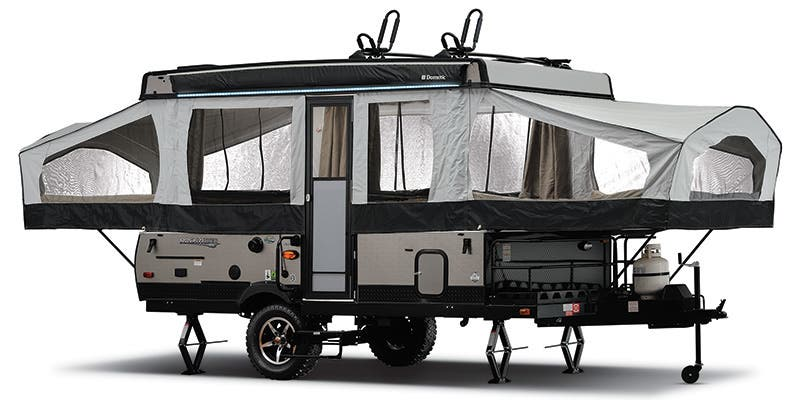 Find Specs for 2017 Forest River Rockwood Toy Hauler RVs