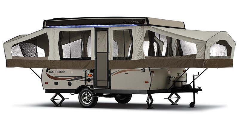 Find Specs for 2017 Forest River Rockwood Freedom Expandable Trailer RVs