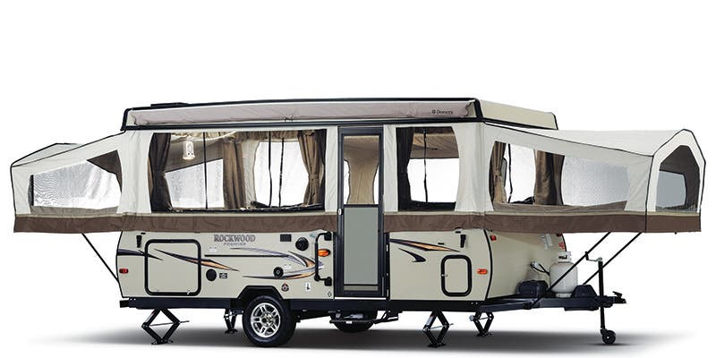 Find Specs for 2016 Forest River Rockwood Premier RVs